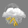 Tonnerre- météo Laghouat